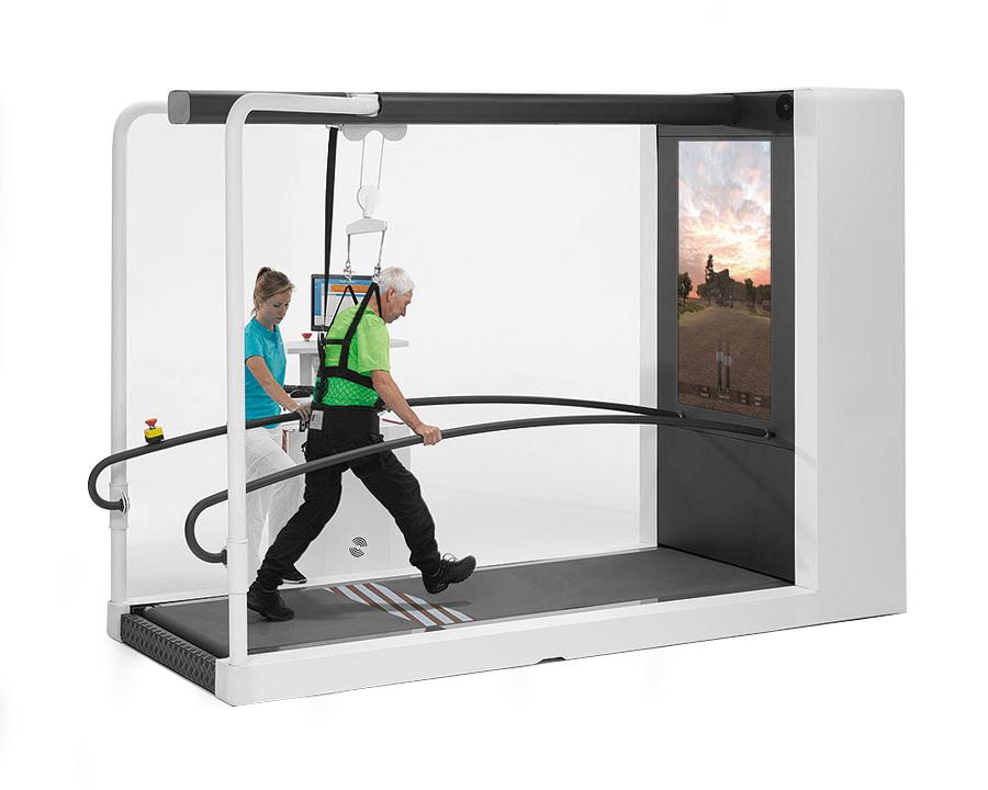 C-MILL-VR+3 equipos para neorehabilitacion